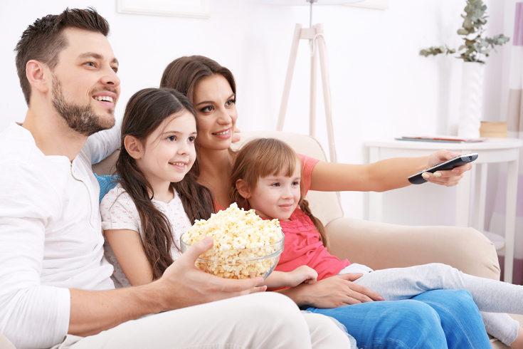 Es positivo invertir en tiempo en familia para que los hábitos sean más saludables