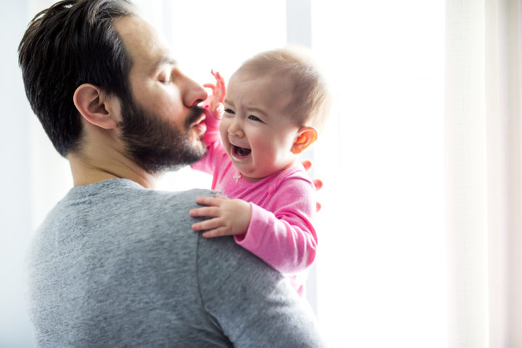 Si tu bebé es de alta demanda, no le pasa nada malo, simplemente es su forma de ser