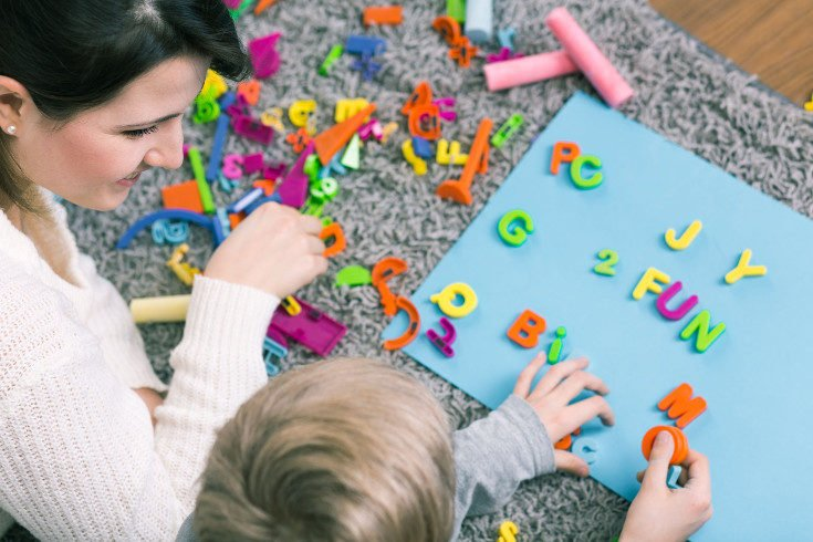 Al logopeda también podemos llevar a los niños si tienen problemas con diferentes aspectos del lenguaje