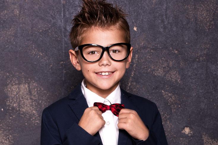 af734d1f6 Una camisa y unos pantalones son suficientes para que nuestro hijo vaya a  una boda