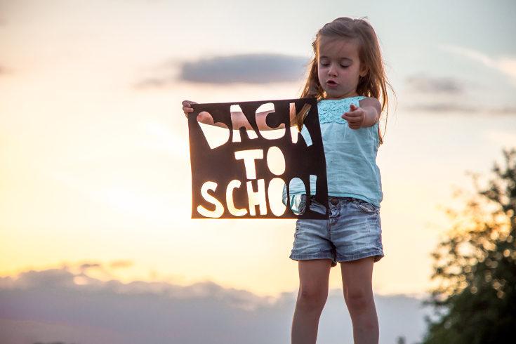 Trasmite a tus hijos seguridad ante la nueva escuela, si no se pondrán más nerviosos