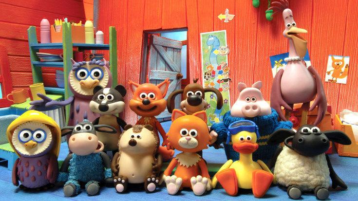 'Timmy Time' se emite originalmente en el canal infantil de BBC, y es muy adecuada para niños menores de 6 años