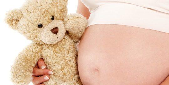 Embarazo sano