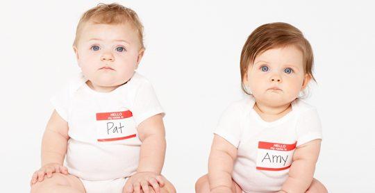 Elige el nombre de tu bebé en Bekia Padres