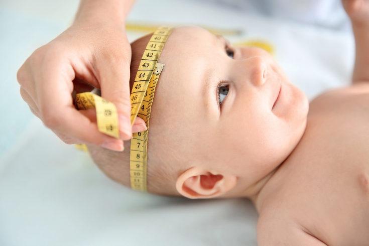 La macrocefalia en bebés puede ser maligna o benigna