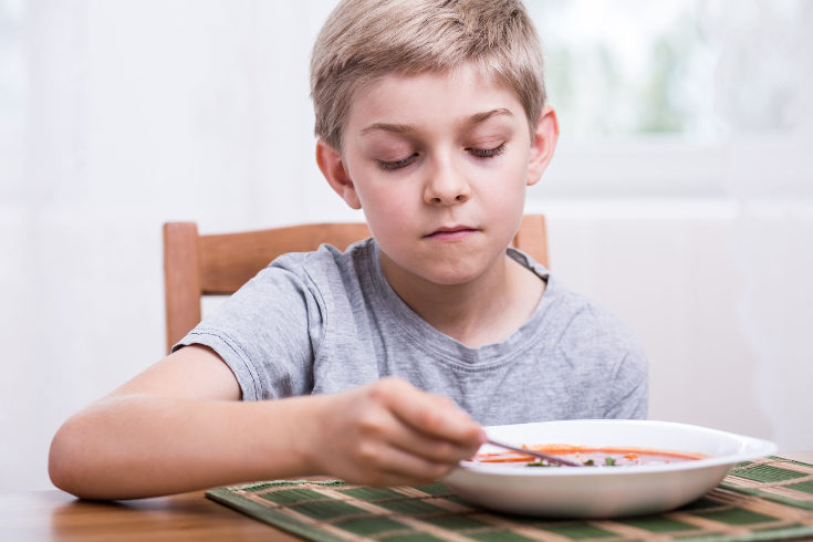 El arroz blanco, patatas hervidas o jamón york pueden ser los alimentos que pueden empezar a comer