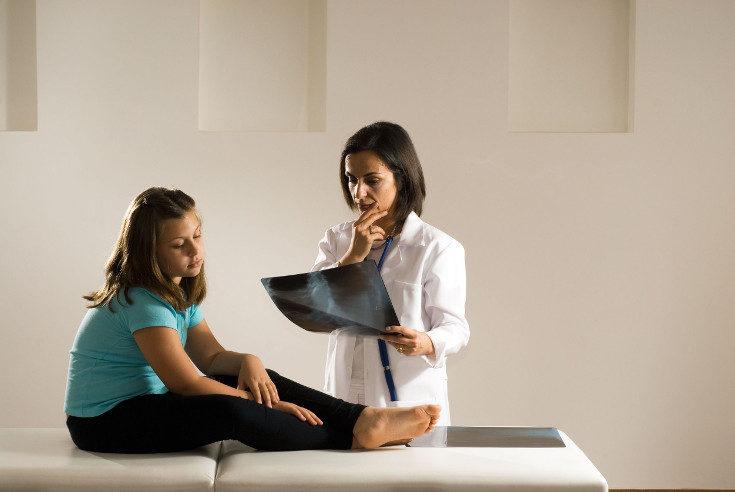 Los niños son más sensibles que los adultos a los rayos X