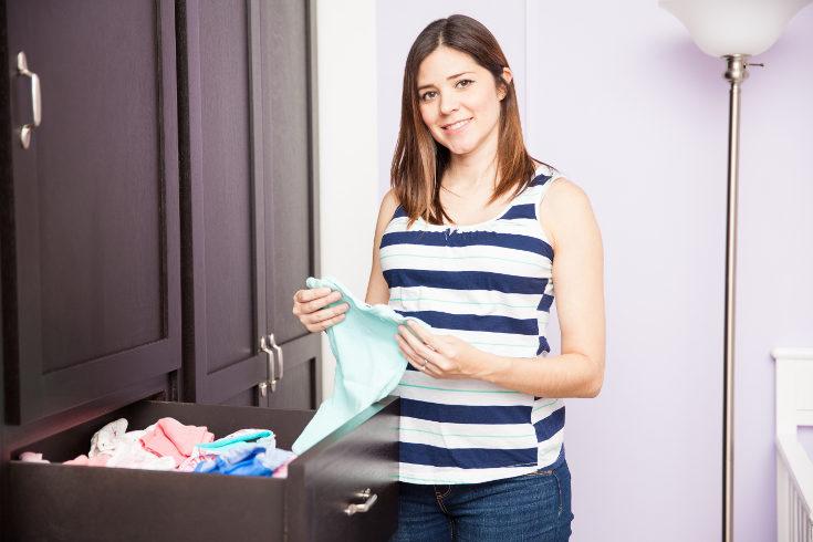 Reutiliza ropa que te quede grande o que te puedan prestar