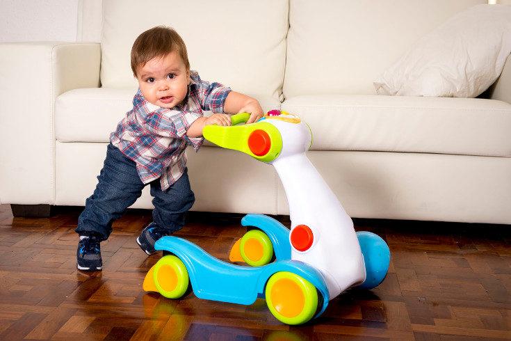Cada bebé va a su ritmo, sólo fíjate si crees que puede tener un problema físico