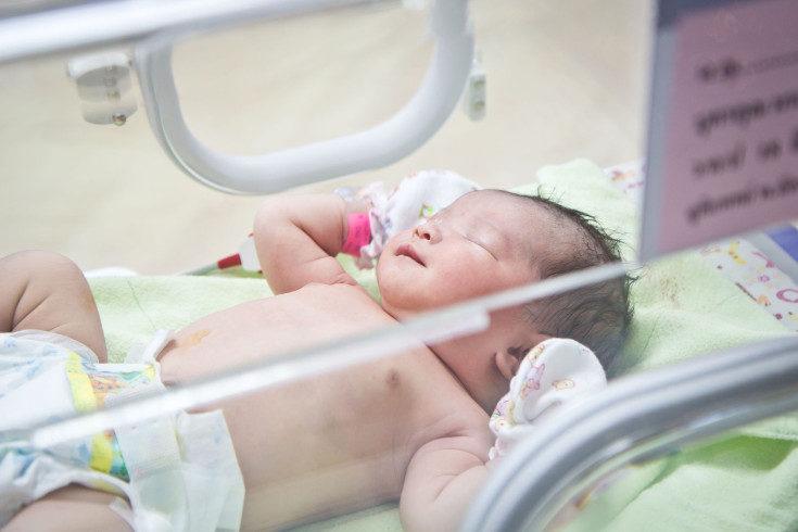 El peso del bebé es muy importante en el pronóstico de la sepsis neonatal