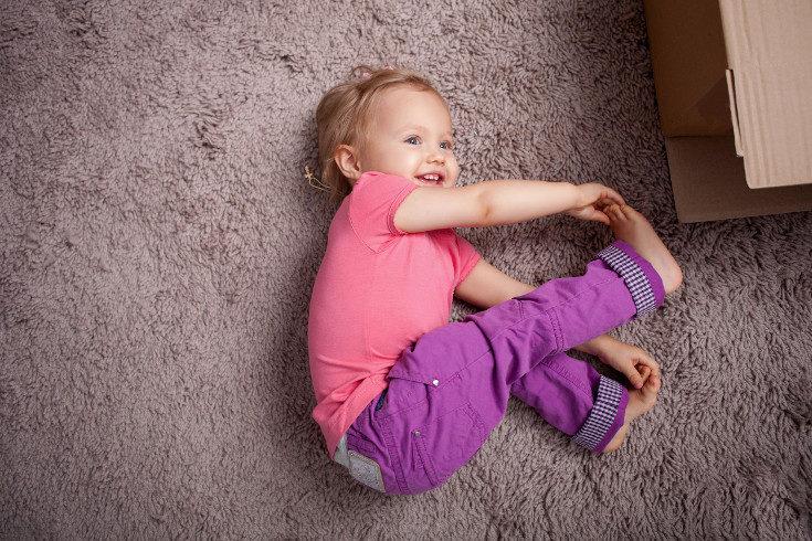 Las técnicas de relajación se pueden ir adaptado por edades, desde que son bebés