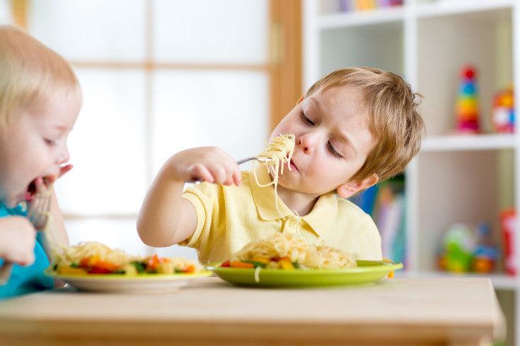 Los hidratos de carbono son muy importantes en la dieta de los niños y les da energía