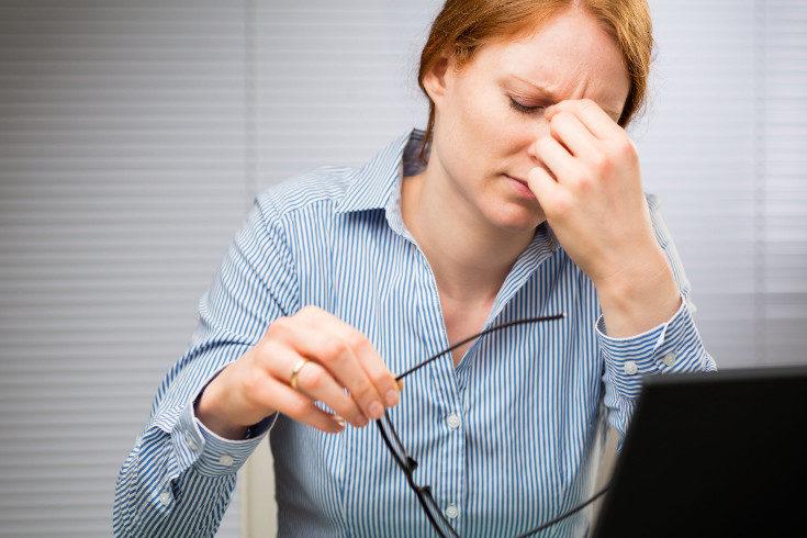 El estrés es un factor que frecuentemente genera retrasos en la menstruación