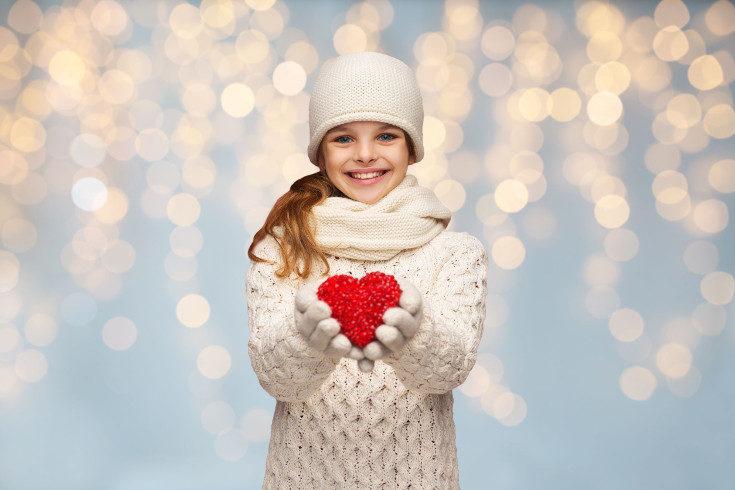 Las Navidades son unas fechas para aprender a compartir y ser solidario