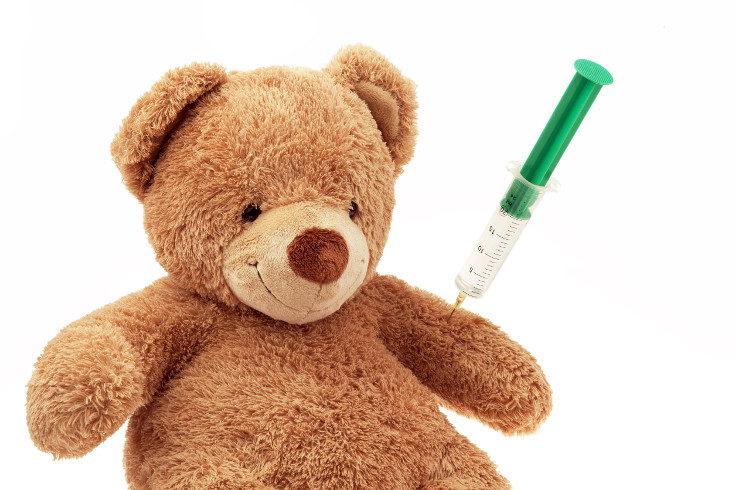 Vacunar es la única manera de combatir enfermedades como el sarampión