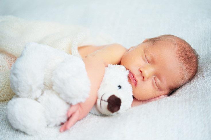 El olfato es el sentido que más usan los recién nacidos
