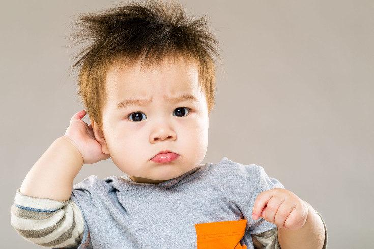 No todos los niños dicen sus primeras palabras a la misma edad