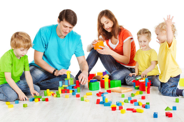 Se entiende por familia numerosa aquella en la que hay más hijos que progenitores