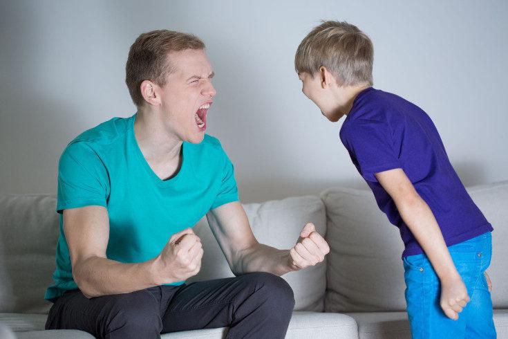 Aunque tú no quieras que tus hijos hagan lo mismo que tú, es inevitable que adopten muchas de tus conductas