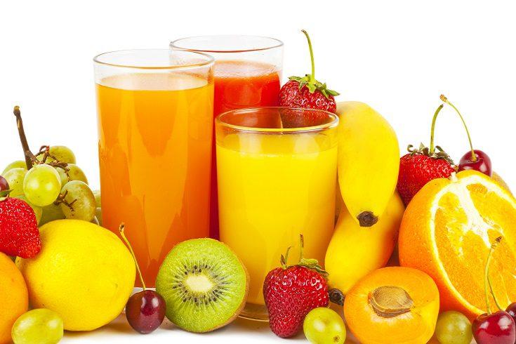 La frambuesa y la piña son frutas que contienen vitamina C