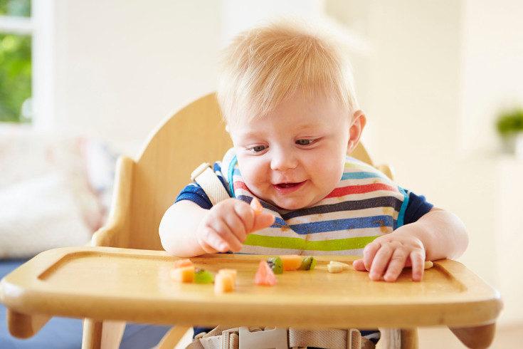 El huevo, el pescado y las carnes magras son buenas para la alimentación del bebé de 9 meses