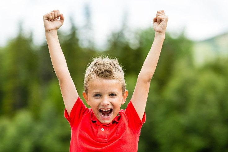 Fomentar la autoestima en niños no es crearles vanidad