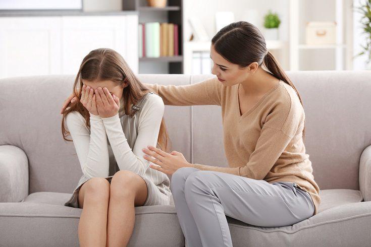 Hay muchos casos de niños abusados por miembros de su propia familia que no son tomados en serio