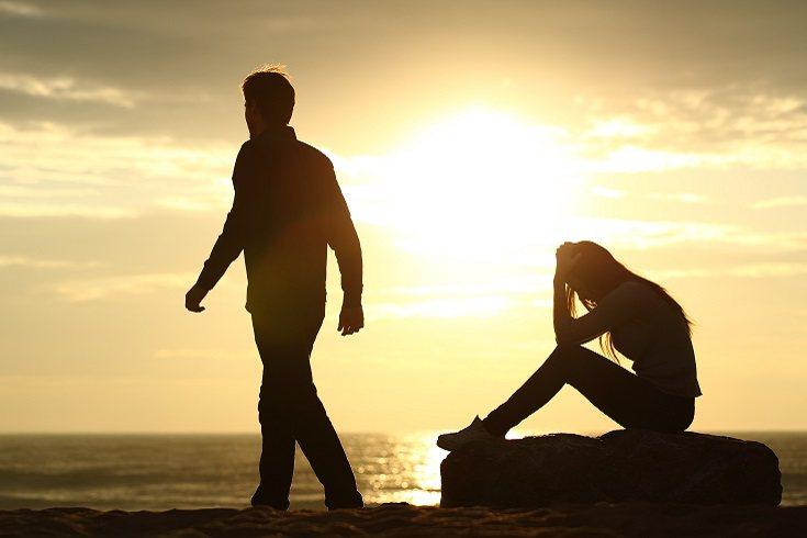 Si un matrimonio con intención de separarse empieza los trámites con buena voluntad y predisposición