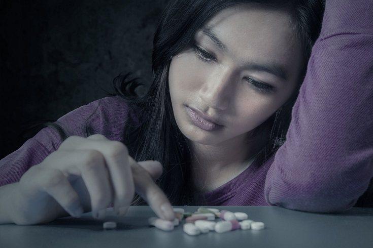 Una de las características más evidentes de que un adolescente sufre depresión son sus pensamientos suicidas