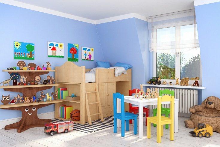 El material Montessori se adapta a la etapa evolutiva del niño