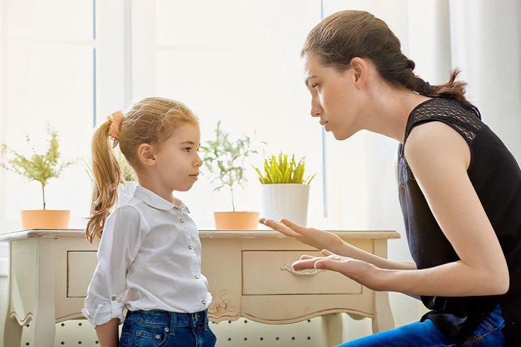 Los niños necesitan disciplina para sentirse seguros