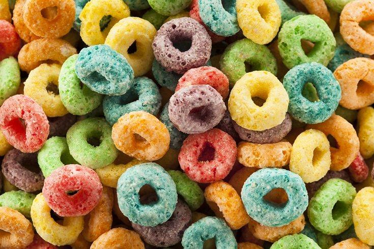 Son muchas las familias que optan por cereales a la hora de desayunar