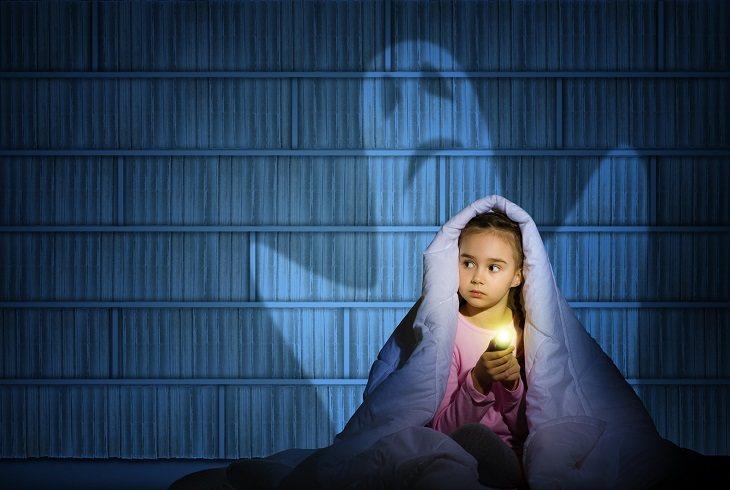 Es bastante normal que los padres de dichos niños hayan padecido en su infancia dichos terrores nocturnos.