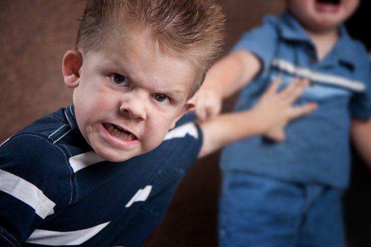 En algunas ocasiones los niños actúan de forma violenta porque no saben como actuar ante las situaciones que no le gustan