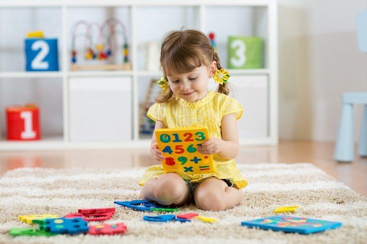La comprensión de los números es crucial para una educación futura de los niños y para la vida de cualquier niño
