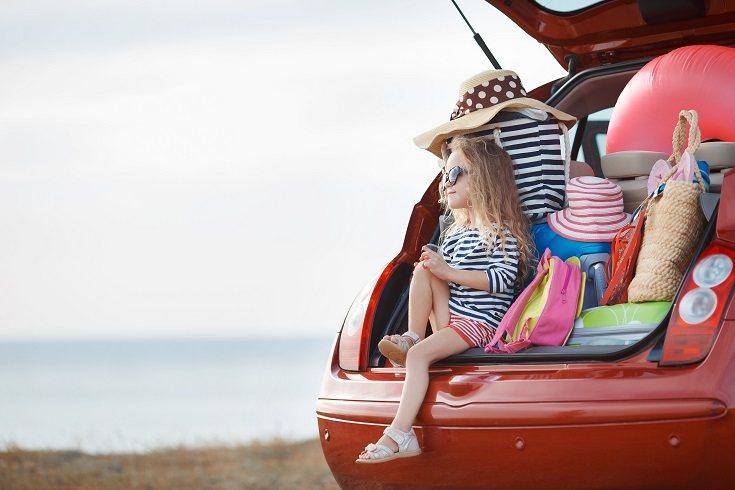 El hecho de tener niños no impide que no puedas irte de vacaciones