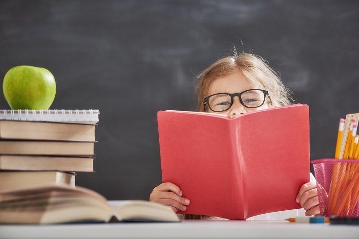 A los niños en general, les gusta leer y descubrir las palabras
