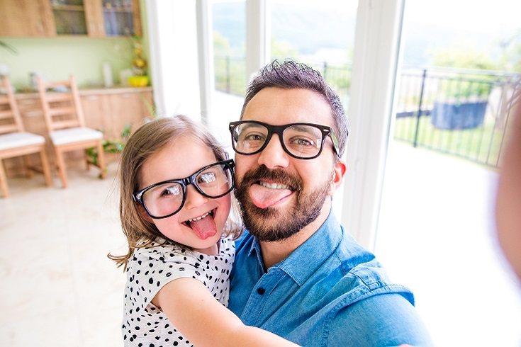 Toma tu tiempo cada vez que quieras escribir una nota a tu hija