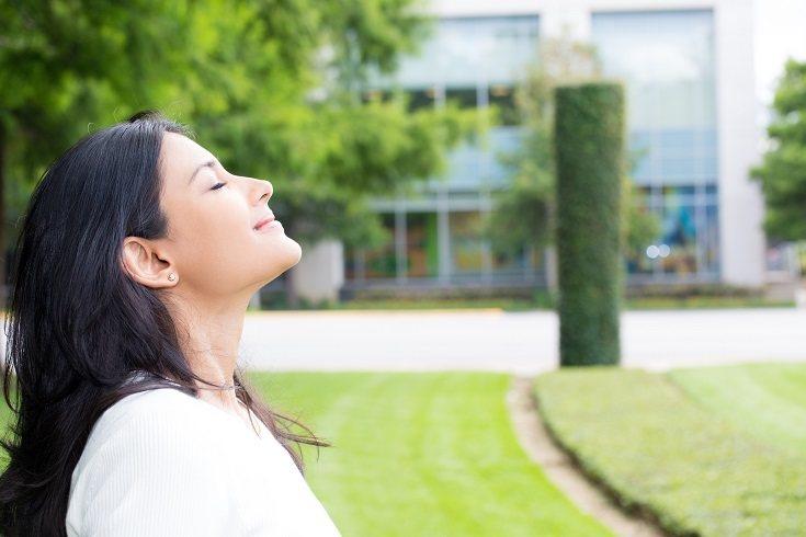 Las personas tenemos la respiración como algo automático porque así lo es
