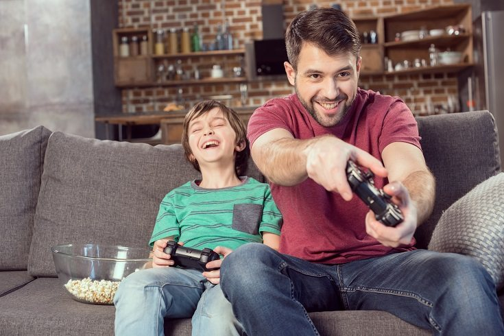 Los padres tienen que tener en cuenta que la tecnología o los juegos en las tabletas no son una niñera