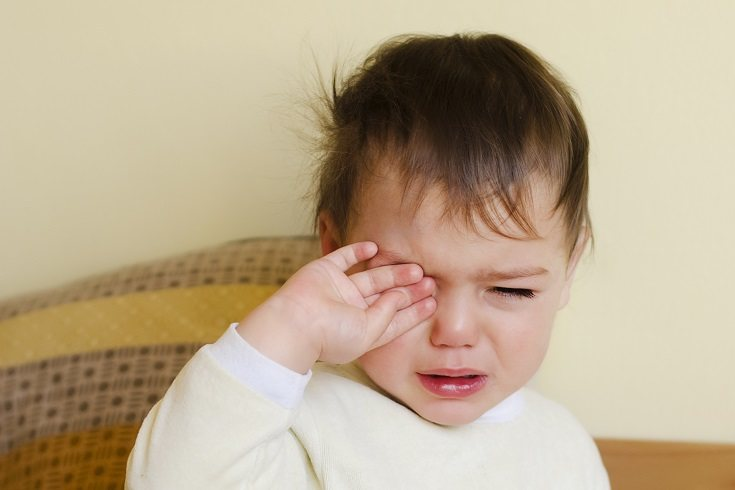 Las rabietas surgen debido a la incapacidad natural del niño a la hora de expresar sus diferentes emociones