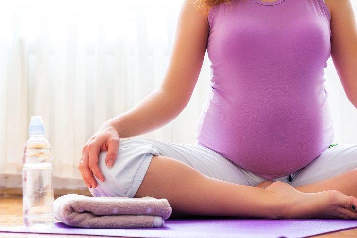 El periné se encuentra entre la vulva y el ano y se divide en dos triángulos bien diferenciados