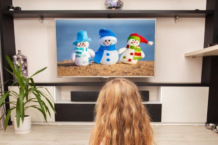 Cuando la televisión está puesta, las conversaciones familiares quedan anuladas automáticamente