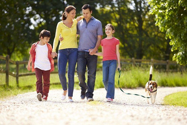 El tiempo no se para, siempre sigue hacia adelante, por eso, es mejor disfrutar del tiempo unido en familia