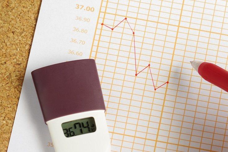 Si estás embarazada la temperatura basal debe ser de 37 grados y mantenerse durante unos 18 días