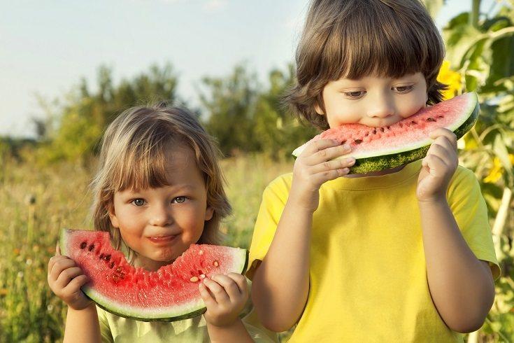 Habrá momentos en que tus hijos no quieran acabar la comida de su plato porque no tienen más hambre