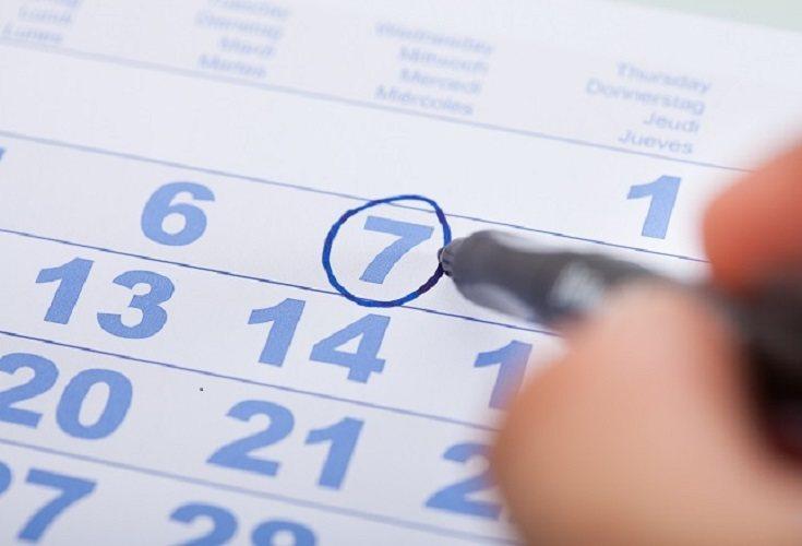Cuando lleves unos meses realizando el seguimiento de tu temperatura basal, podrás llevar un control de tu ciclo menstrual