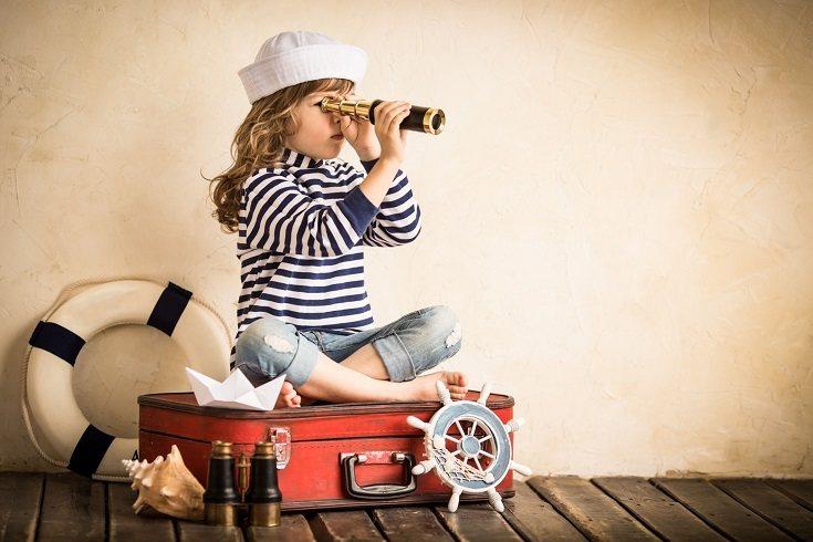 Los niños comienzan a soñar en algún momento del primer año de su vida