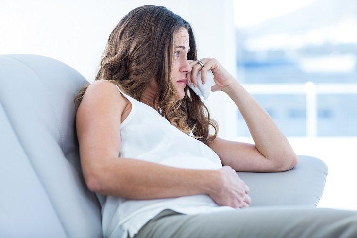 La depresión prenatal puede sufrirla cualquier mujer que se quede embarazada