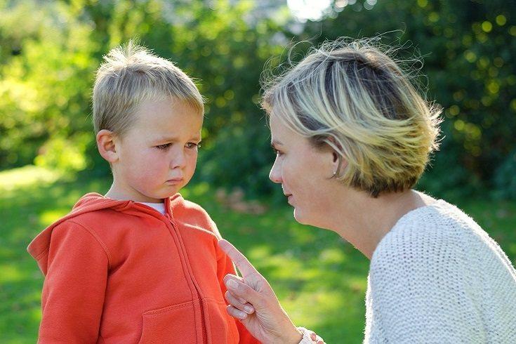 La mayoría de los niños de 5 años entienden el bien y lo diferencian del mal